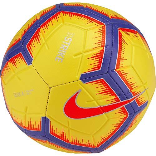Nike Pallone Strike Serie A Giallo 18/19 SIZE 5 Giallo