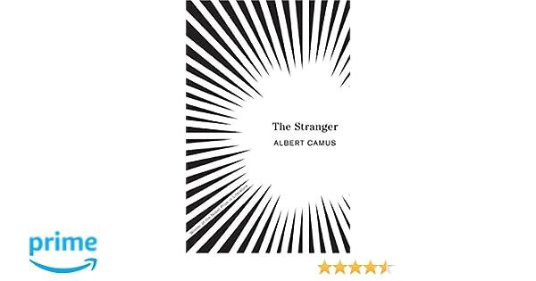The Stranger Amazon Fr Albert Camus Livres Anglais Et