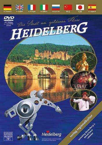Preisvergleich Produktbild Heidelberg - Die Stadt am goldenen Fluss