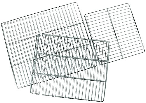 Witeg Einschubgitter IRU420 Edelstahl, für Brutschrank WIR-420