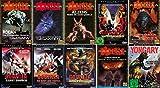 DIE GODZILLA BOX COLLECTION FAN EDITION - 10 Godzilla Klassiker zum Kinostart (10 DVDs)