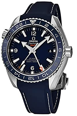 Omega Seamaster Planet Ocean 600M GMT 43.5 mm Men's Watch 232.92.44.22.03.001