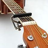 ts-ideen - Cejilla para guitarra el�ctrica y western