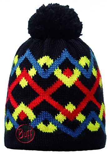 Original Buff - Knitted & Polar Hat Solid Unisex Adulto, talla unica, color polar riger