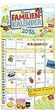 Kohwagner - Familienplaner 2018: Jahreskalender