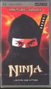 Ninja L'empire des Maîtres - UMD Video Français pour PSP