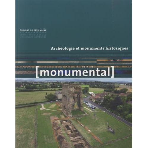 Monumental 2014-1 - Archéologie et monuments histo