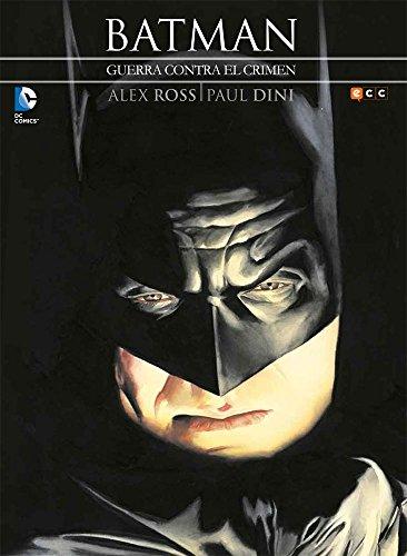 Batman: Guerra contra el crimen (Alex Ross)