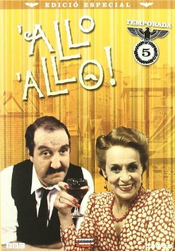 Allo, Allo – Temporada 5 [DVD] 51EVRpNvlsL