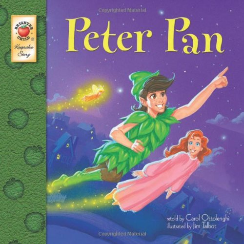 Peter Pan (Brighter Child Keepsake Stories)