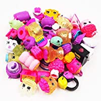 50 PCS Shopkins of Season 7 Loose Toys Kids
