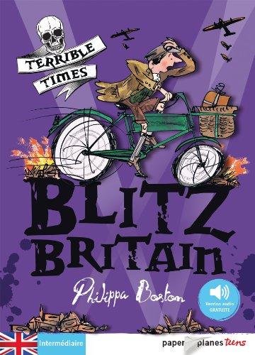 Blitz Britain - Livre + mp3