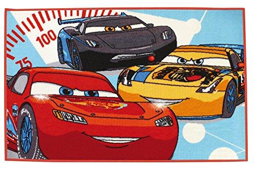 Acheter FUN HOUSE – 712361 – Ameublement Et Décoration – Cars Ice Racing – Tapis 80 X 120 Cm