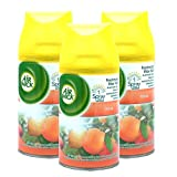 Air Wick 3 recharges pour Freshmatic Max Agrumes 250 ml