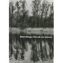 Albert Renger-Patzsch, Das Spätwerk