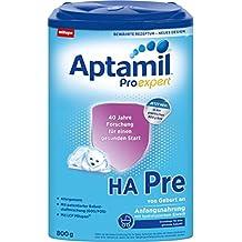 Aptamil HA ProExpert PRE, hipoalergénico Fórmula infantil, EazyPack, 4-pack (4 x 800g)