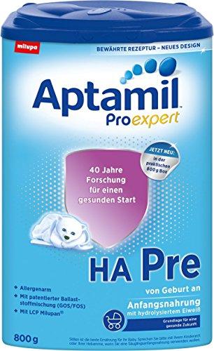 Preisvergleich Produktbild Aptamil Proexpert HA Pre,  4er Pack (4 x 800 g)