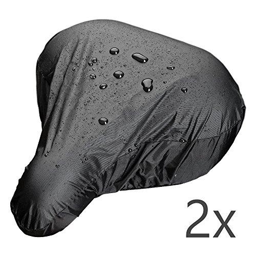 Sattelregenschutz Größe