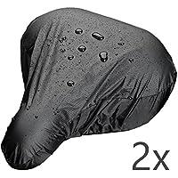 ECENCE 2X Protectores de Lluvia Impermeables para el Sill 11030303