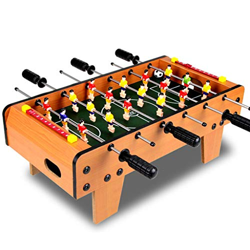 Table Football 3-10 Years Old Intellectual Development Toy Puzzle Children's Toy Table Parent-child Interactive Toys Boy Outdoor Toys Double Football Match Table Best Gift For Children Toys & Games