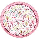 Sigikid 24269 Melamin Teller Curly Girlies [Spielzeug] [Spielzeug] [Spielzeug]