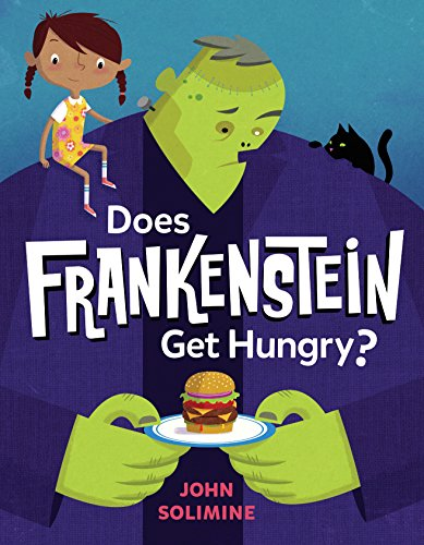 Does Frankenstein Get Hungry? (English Edition)
