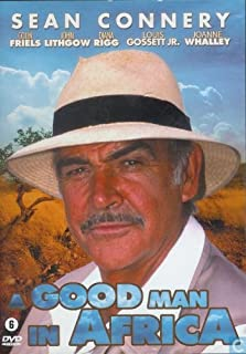 A Good Man in Africa by Colin Friels