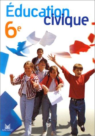 Education civique, 6e