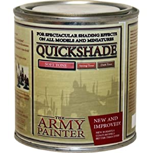 Pegasus Army Painter 1001 - Quick Shade, Soft Tone