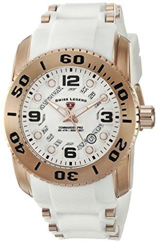 Reloj - Swiss Legend - Para - 10069-RG-02S-WHT