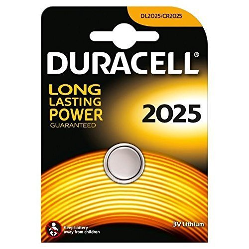 Galleria fotografica Lampa DC4033986 Batterie Duracell 2025 B1 Litio Botton Specialistica Electronics