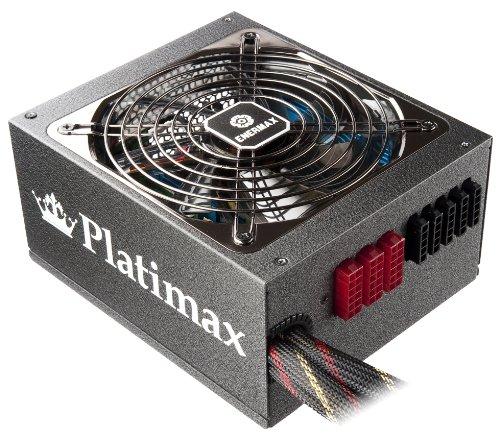 Enermax epm750awt platimax 80plus platinum alimentatore pc modulare, 750 watt, atx 2.4