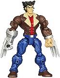 Marvel Hero Mashers Wolverine Action Figure - p