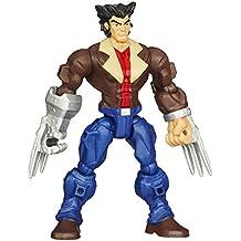 Marvel – Super Hero Mashers – Wolverine – Figurine Personnalisable 15 cm