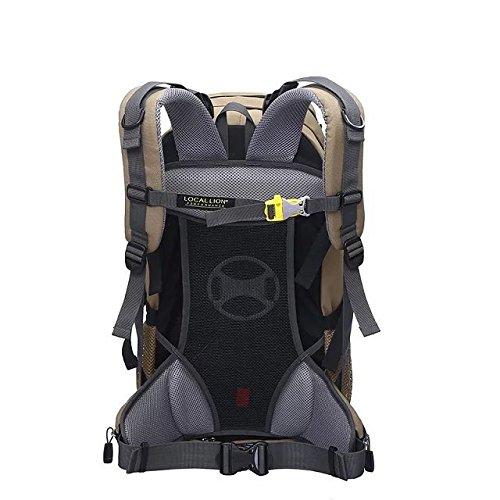 Farbe reichen Jahre Erfahrung im Outdoor-Rucksack Bergsteigen Taschen solide a