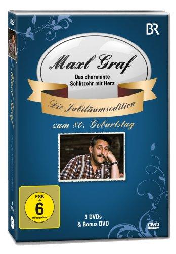 Maxl Graf Jubi.Ed./3DVD