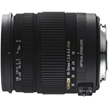 Sigma 18-50mm f/2.8-4.5 DC OS HSM CANON, 0.3 m, F22, 69.3 °, 74 mm, 88.6 mm, 67 mm