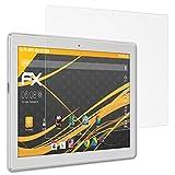 atFolix Schutzfolie für Lenovo Tab 4 10 Displayschutzfolie - 2 x FX-Antireflex blendfreie Folie
