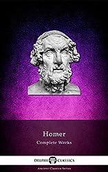 Delphi Complete Works of Homer (Illustrated) (Delphi Ancient Classics Book 2)