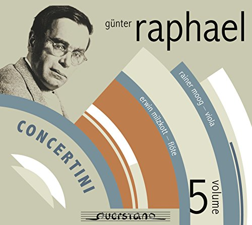 Entrée,Günter Raphael Edition Vol.5