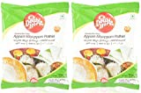 Double Horse Appam/Idiyap Rice Flour (500 grams, Pack of 2)