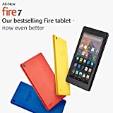 All-New Fire 7 Tablet with Alexa, 7 Display, 8 GB, Black — with Special Offers