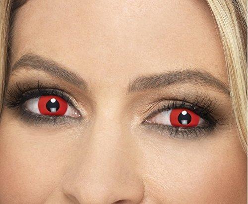 Damen Herren Erwachsene Blood Rot Devil Horror unheimlich Zombie Halloween Karneval Kostüm Verkleidung Zubehör Schutzbrille