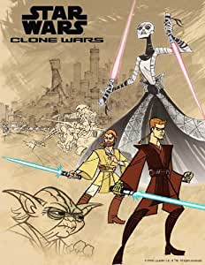 Star Wars: Clone Wars - Poster / Affiche film – 69*102cm