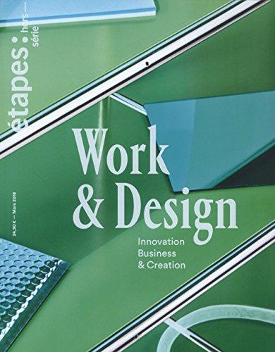 Etapes hors série numéro 2 - Work & Design