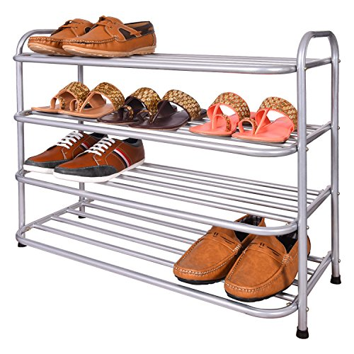 Benesta Steel Shoe Rack- (4 Tier)