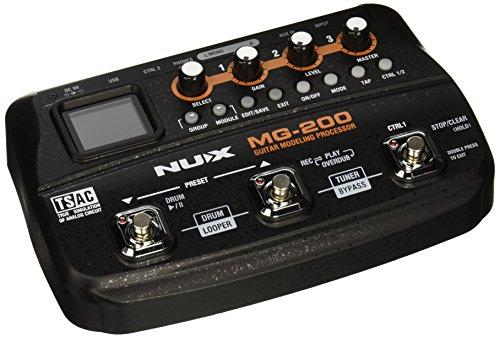 andoer-nux-mg-200-guitare-modelisation-processeur-multi-effets-avec-55-modeles-deffets