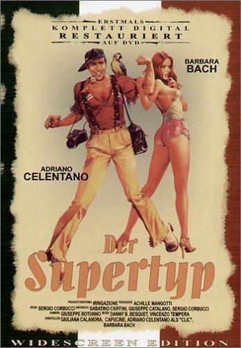 Preisvergleich Produktbild Der Supertyp (Ecco noi per esempio) [German import,  region 2 PAL format] by Adriano Celentano