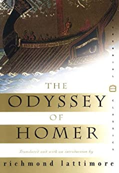 The Odyssey of Homer by [Lattimore, Richmond]