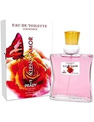 Klenzy amor - Parfum Femme generique / Inspiré par la prestigieuse parfumerie de Luxe / Eau De Toilette 100ml...
